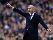Zinedine Zidane: Một năm tuyệt đẹp với Real Madrid
