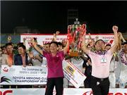 CLB Hà Nội T&T đổi tên và nhận quản lý sân Hàng Đẫy