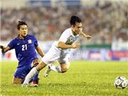U21 HAGL và nỗi buồn mang tên Thái Lan