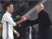Real Madrid: Zidane là vận may, là người dẫn đường