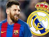 """DỰ BÁO: Messi sẽ là thương vụ """"bom tấn"""" của Real Madrid?"""