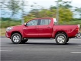 Toyota Hilux mới 2016