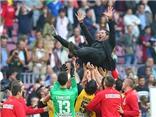 Diego Simeone: Món quà Chúa dành cho Atletico Madrid