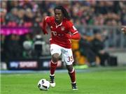 Hậu vệ sắp tới M.U lọt vào Đội hình đột phá của Champions League năm 2016
