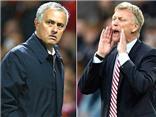 Jose Mourinho tái ngộ David Moyes: 'Bóng ma' trong Nhà hát
