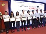 Toyota Việt Nam đóng góp hơn 26 tỷ đồng phát triển nguồn nhân lực kỹ thuật