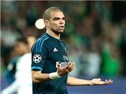 Real Madrid: Nối máy tới Trung Quốc đi, Pepe!