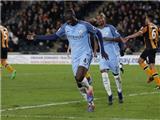 Ghi 3 bàn vào cuối trận, Man City leo lên vị trí thứ 2