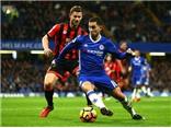 Hazard suýt ghi bàn thắng đẹp nhất trong lịch sử Premier League