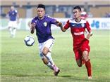 16h00 ngày 29/12, CLB Hà Nội - Than Quảng Ninh: Sân đấu chỉ có 2 người
