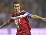 TIẾT LỘ: Eden Hazard lập hat-trick khi... say rượu trong trận cuối cùng ở Pháp