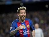 Messi lần thứ hai liên tiếp đoạt giải chân kiến tạo số 1 của năm