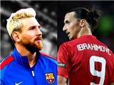 Ibrahimovic dự đoán về tương lai của Messi khi rời Barca