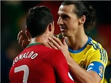 Ibrahimovic bị chỉ trích dữ dội vì nhận xét này về Cristiano Ronaldo