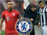 CHUYỂN NHƯỢNG 31/12: Conte tiếp cận sao 'bự' của Bayern. Sao M.U bị thất sủng đề nghị được ra đi