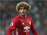 CĐV Man United phản ứng dữ dội khi Fellaini được đá chính