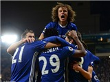 Chelsea 4-2 Stoke: Tiệc tất niên tưng bừng