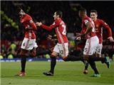 CẬP NHẬT sáng 01/01: Man United triệu hồi 'Fergie Time'. Thua Liverpool, Man City quyết mua trung vệ của Bayern