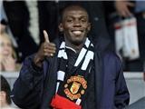 'Fan cuồng' Usain Bolt BẤT NGỜ gọi điện cho Man United sau chiến thắng 'Fergie Time'