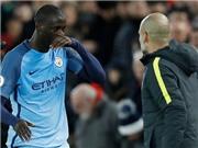 Guardiola đã 'NỔI ĐIÊN' ở trận Man City thua Liverpool