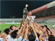 U20 Việt Nam được tiếp sức ở World Cup, Công Vinh gọi quân về CLB TP.HCM