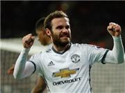Lúc này, Juan Mata quan trọng chẳng kém Pogba, Ibra