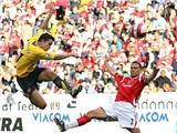 5 siêu phẩm mà Wenger 'bỏ quên ' khi liệt kê những bàn đẹp nhất của Arsenal