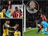 Bournemouth 3-3 Arsenal: Pháo thủ ngược dòng KHÔNG TƯỞNG