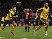 ĐIỂM NHẤN Bournemouth 3-3 Arsenal: Hàng thủ Arsenal như mơ ngủ, Giroud là thần tài. Cuộc đua Top 4 cực căng thẳng