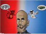 Pep Guardiola chê Man City 'kém Man United cả thập kỷ'