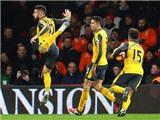 CẬP NHẬT sáng 4/1: Arsenal thoát hiểm phút cuối. Man United xấu chơi chỉ sau Watford