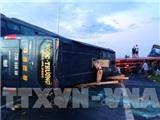 Vụ 3 ô tô đâm liên hoàn trên cao tốc: Một nạn nhân đã tử vong