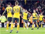 Đừng lo, Arsenal đã nhiều lần vững vàng trước thử thách