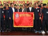 SHB Đà Nẵng đặt mục tiêu TOP 3 V.League 2017