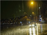 Hà Nội có mưa về đêm và sáng, nhiệt thấp nhất 16 độ C