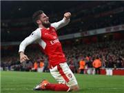Muốn nuôi hi vọng vô địch, Wenger nên để Giroud dự bị