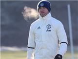 Sau rất nhiều trận vắng mặt, Rooney trở lại cùng Man United