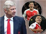 Wenger là nguyên nhân khiến Oezil và Sanchez không muốn ở lại Arsenal?