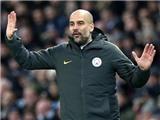 Pep Guardiola nhận hết trách nhiệm về mình sau những thất bại của Man City