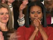 TOÀN VĂN phát biểu chia tay đầy nước mắt của Đệ nhất Phu nhân Obama