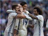 Real Madrid 5-0 Granada: Siêu trình diễn tấn công, Real có 'bàn tay nhỏ'