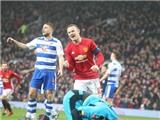 ĐIỂM NHẤN Man United 4-0 Reading: Rooney hay nhất trận. Bây giờ Man United cực đáng sợ