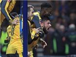 Giroud gây sốt vì liên tục ghi bàn ở phút cuối, giải cứu Arsenal