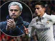 Bất đồng với Zidane, James Rodriguez 'cầu cứu' Man United