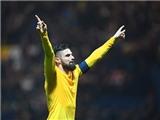 Ca nào khó thì Arsenal có Giroud