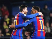 Villarreal 1-1 Barcelona:  Messi lập tuyệt tác, Barca vẫn hú vía rời Madrigal