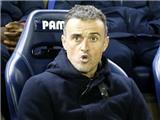 Luis Enrique BẤT MÃN khi Barca hòa chật vật trước Villarreal