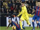 ĐIỂM NHẤN Villarreal 1-1 Barcelona: Messsi vẫn là người hùng. Neymar kém duyên. Trọng tài luôn là điểm nóng