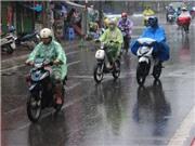Áp thấp xuất hiện gần Biển Đông, miền Bắc có mưa