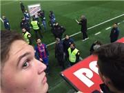 Pique gây bão khi chỉ tay quát chủ tịch La Liga, tố trọng tài thiên vị